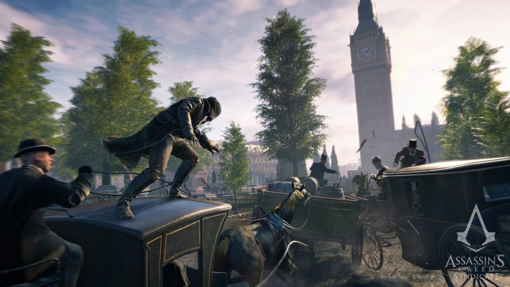 Assassins Creed Syndicate Screenshot 1